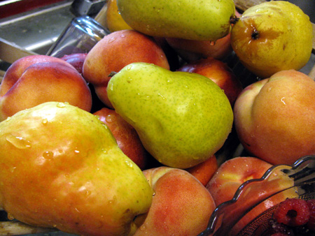 FruitsPearsw