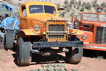 Gold King truck #1