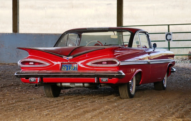 59chevyred